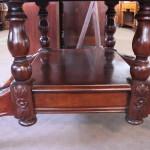 Cedar centre table